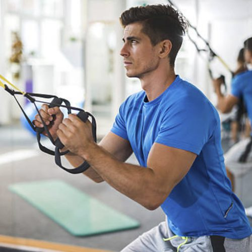 Ease back into gym exercises. Rehabilitation advice from Biddenden Chiropractic.
